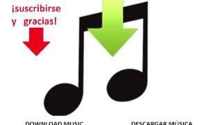 Como descargar música - Download music