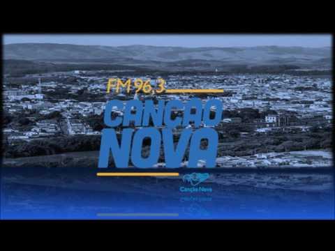 Prefixo - Canção Nova FM - 96,3 MHz - Cachoeira Paulista/SP