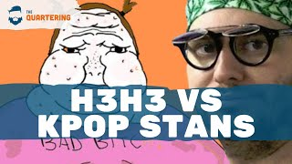 H3H3 Productions Vs KPOP Fandom! It's Time To Stop Freaking Out!
