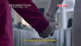 AXN   Resurrection - Nova Série - Trailer