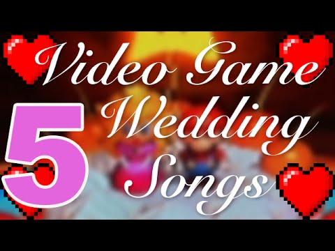 5 Video Game Wedding Songs