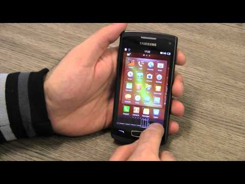 Samsung Wave 3 S8600 with Bada 2.0 Hands On