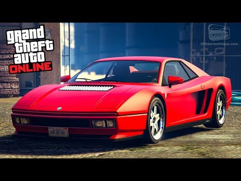 GTA Online Unreleased Cars - XA-21, Vagner, Torero, Cheetah Classic & Ardent (Preview)