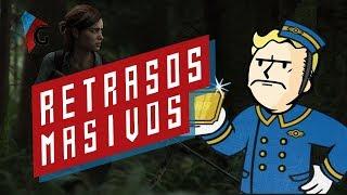 The Last Of Us 2 Retrasado, Fallout 76 Por $100 USD y WWE 2K20 Está Roto