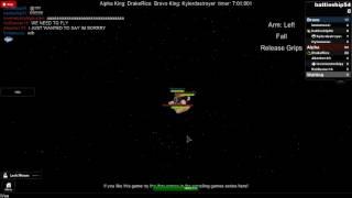 (Roblox) Space warp (Wresttling chess)