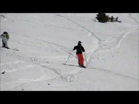 backcountry-ski katafygio-oiti  hercoules place on mountain oiti .
