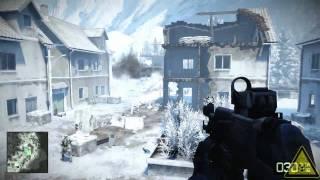 Battlefield Bad Company 2 Gameplay (Part 1)