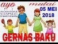 GERNAS BAKU (disertai teks) gerakan nasional orang tua membacakan buku 05 MEI 2018 Mp3