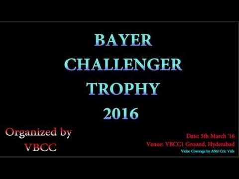 Bayer Challenger Trophy 2016   League Match 3