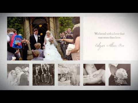 A Wedding Day Slideshow