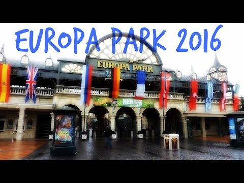 Europa Park 2016