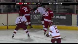 Cornell Hockey 2012-13 Season- We