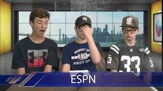 2019 North Jersey Sports Talk Radio ESPN NBA BRYCE