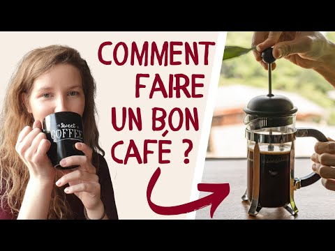 cafetiere a piston guide complet