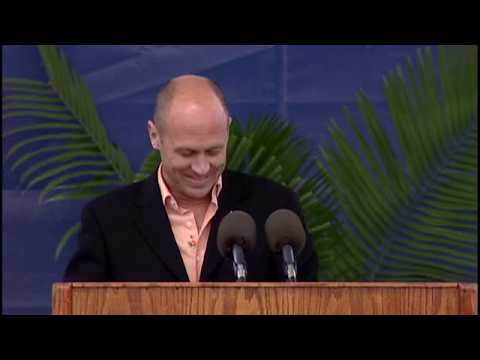UCSD Commencement 2009: Mike Judge