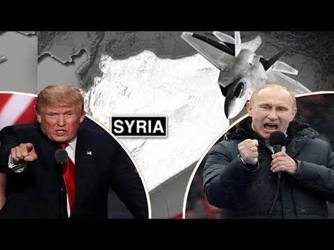 Rusia reclama espacio aéreo de Siria y expulsa aviones Estadounidenses