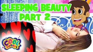 Sleeping Beauty - Part 2 | NEW STORY | Story Time with Ms. Booksy | Cartoons for Kids