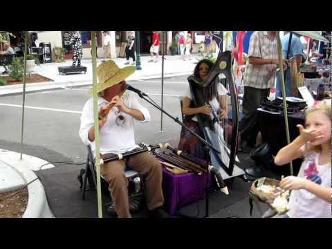 Street Musicians Hendersonville, NC Apple Fest