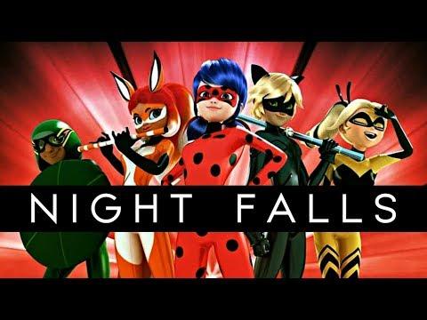 Night Falls - Miraculous Ladybug