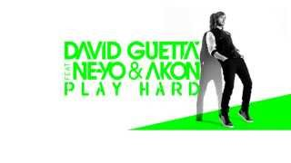 David Guetta ft Ne-yo & Akon- Play hard ( R3hab Remix ) { DOWNLOAD IN DESCRIPTION }