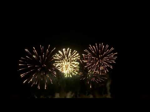 Innovative Pyrotechnic Concepts M.A.F.F. Display