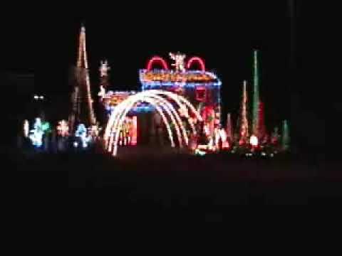 computer christmas display 265000 lights - Computerized Christmas Lights