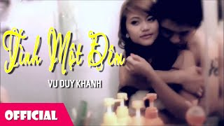 Tình Một Đêm Vũ Duy Khánh [Official MV HD]