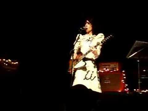 PJ Harvey - Oh My Lover - Bridgewater Hall