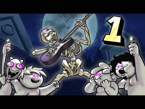 Boney Plays Mr. Bones - EP 1 - The Lost Films of Scooby Doo - BONEY PLAYS