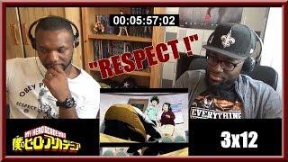My Hero Academia - 3x12 - Live Reaction [FR] :