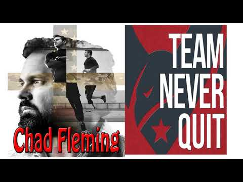 EP.# 66: Chad Fleming – Army Ranger Captain – 5 combat deployments as lower leg amputee