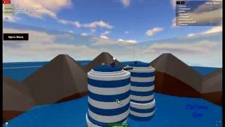 ROBLOX tsunami survive