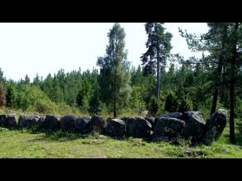 The Stone ships (Skeppssättning)(Nordic bronze age - Viking age)