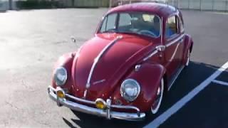 1960 Volkswagen Beetle Walkaround & Drive