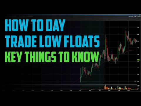 How To Day Trade Low Float Penny Stocks | KEY THINGS TO KNOW