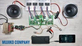 Download lagu Cara memasang volume RL terpisah pada amplifier