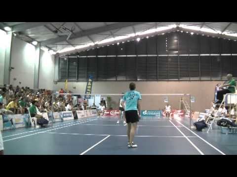 2012 Tahiti International (IC) - WS F - Li [CAN] vs Grether [CAN] - Full Match