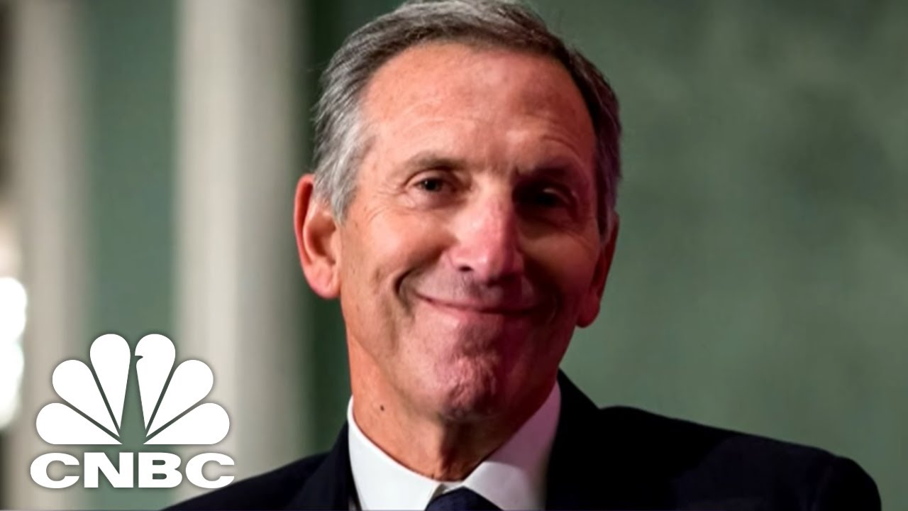 Not Many Have A Better Resume Than Howard Schultz, Says David Novak ...