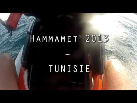 [trailer] hammamet 2013 - Tunisie - GoPro HD Hero 2