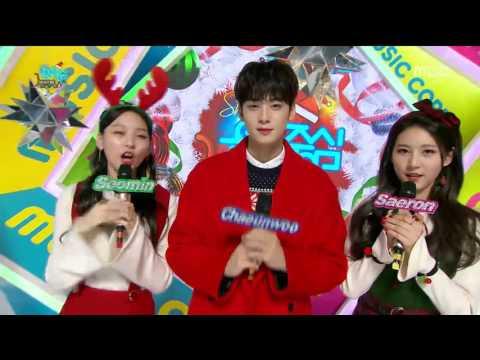 Show Music Core Live ★ 20161224
