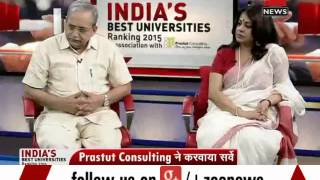 Admissions 2015: Know India's best ranking Universities