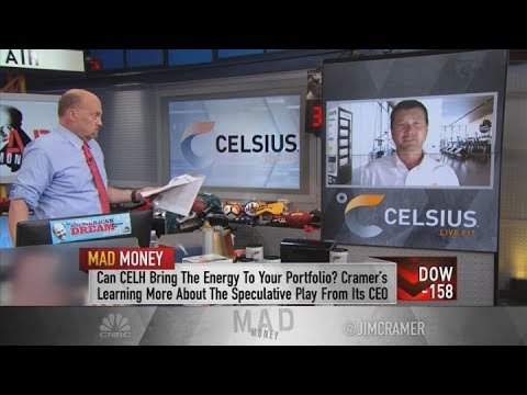 Celsius Holdings CEO explains how its distribution plans are driving growth and addresses short sell