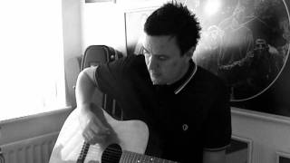 Damien Waters - You Do Something To Me (Paul Weller Acoustic Cover)