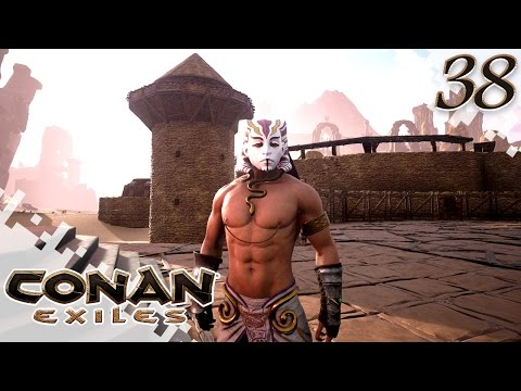 CONAN EXILES - Nipple Clamps! - EP38 (Gameplay)