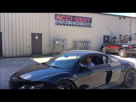 Auto Dent Repair | Paintless Dent Repair | Damn Dents | Acci