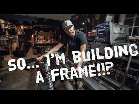 Merricks Garage – Project #buildablazer is a go!