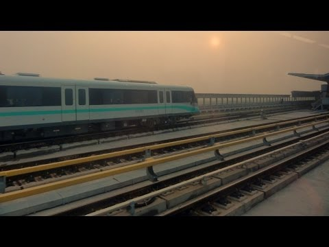 "Shanghai Metro Line 16 ""The Fastest Subway Train in China"""