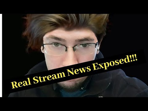 Real Stream News Exposed! VICTIMS SPEAK OUT | DRAMA AND OPINIONS