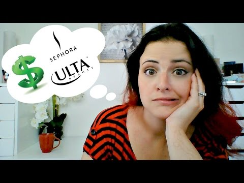 LIVE CHAT - Makeup Spending on a Budget - Top Tips to Get What You Want!