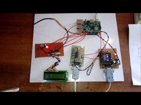 RFID INTERFACING WITH ARM11 RASPBERRY PI EMBEDDED LINUX